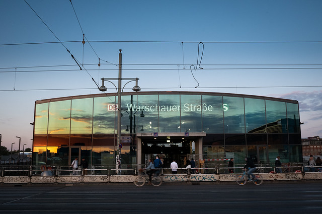 One week in Berlin (9): Trains, trains, trains