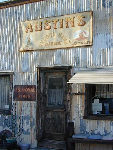 Austin's Garage