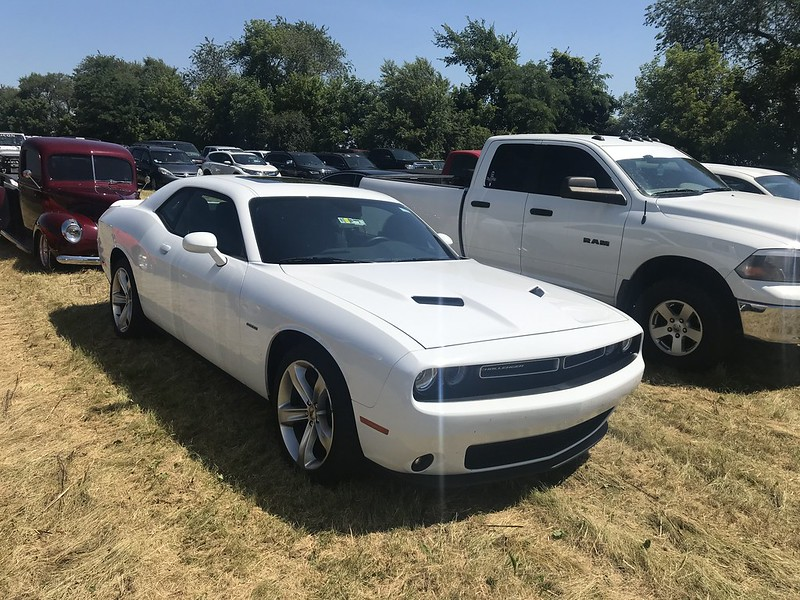 2018 Dodge Challenger R/T Review