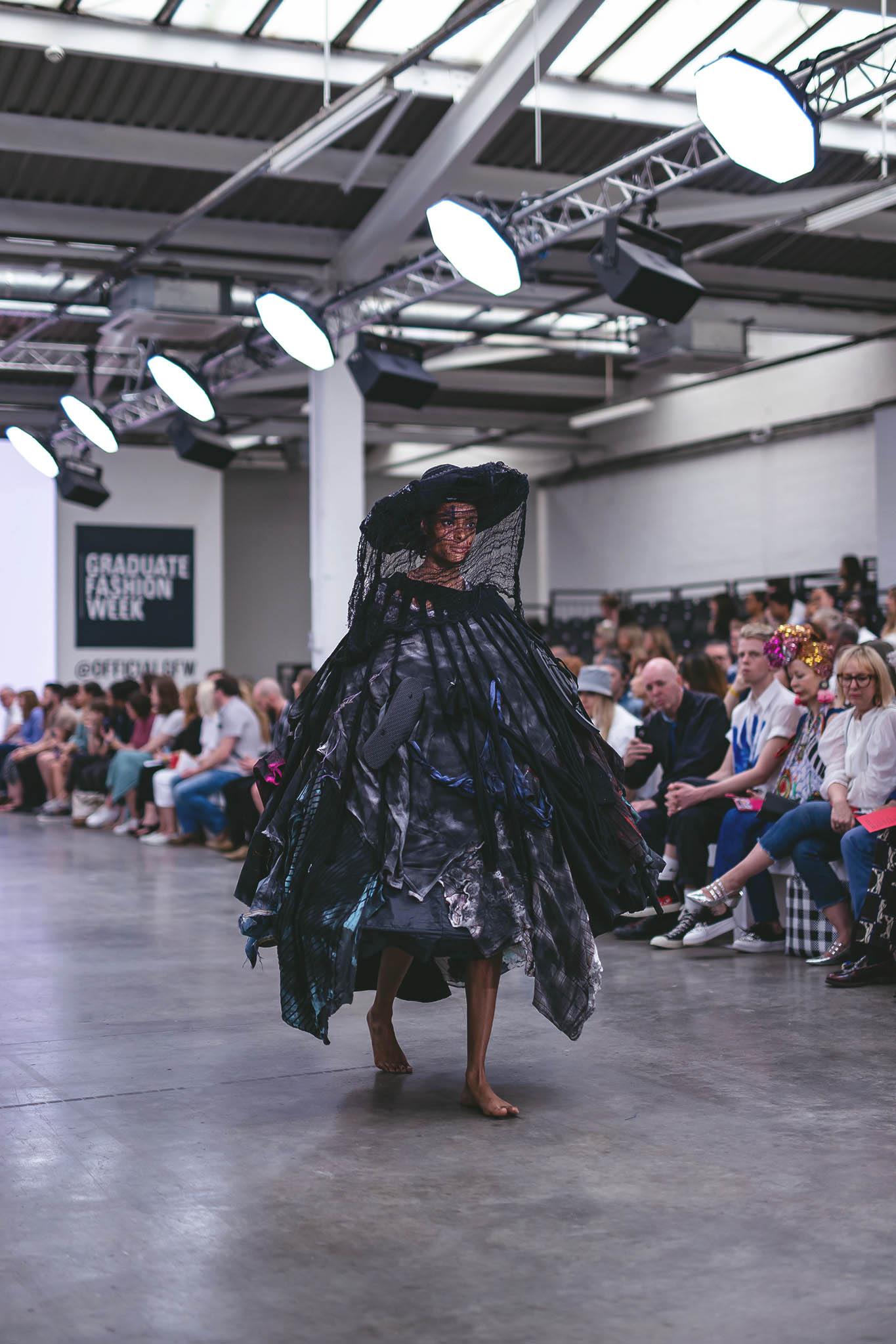 Graduate Fashion Week | Liverpool John Moores University
