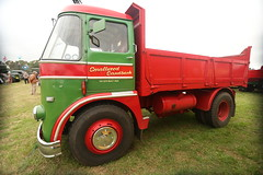 imagetaker! posted a photo:	Foden Tipper Lorry - 1960