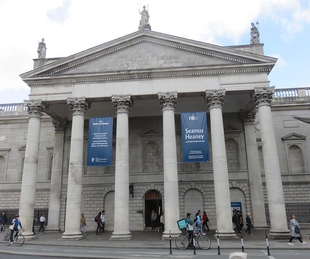 Old Parliament House of Ireland (Dublin, Ireland)