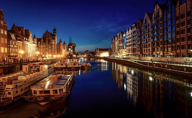 Gdańsk... more & more beautiful