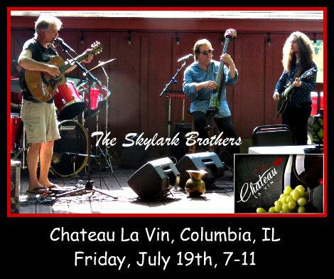 The Skylark Brothers 7-19-19