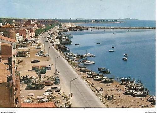 avinguda port de Cambrils