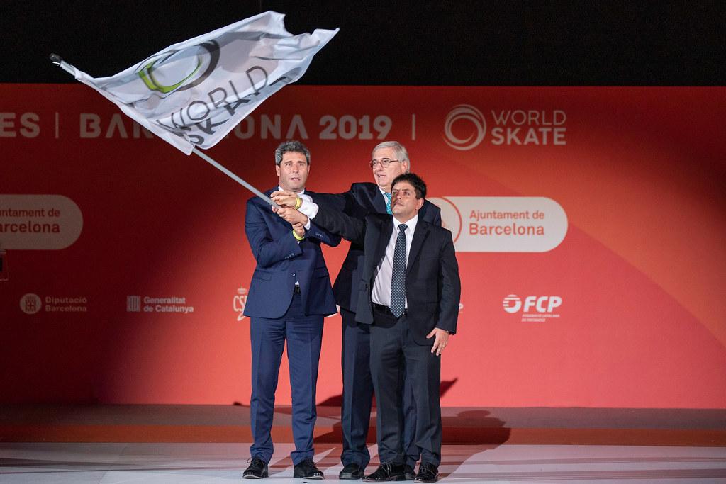 2019-07-14 PRENSA: San Juan, capital del deporte argentino, es oficialmente sede de los World Roller Games 2021