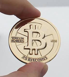Casascius Physical Bitcoin 25btc