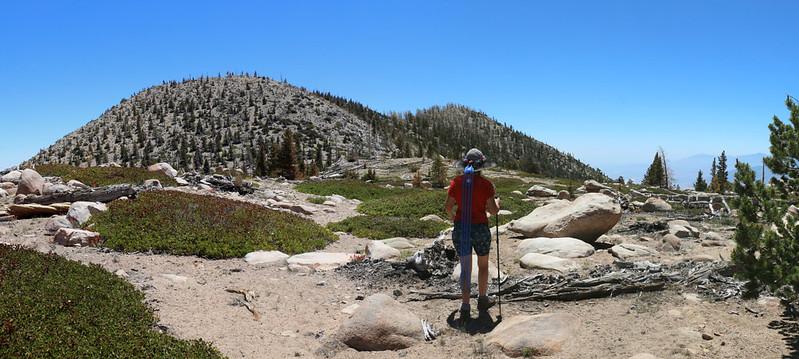 Ten Thousand Foot Ridge (Peak 10094)