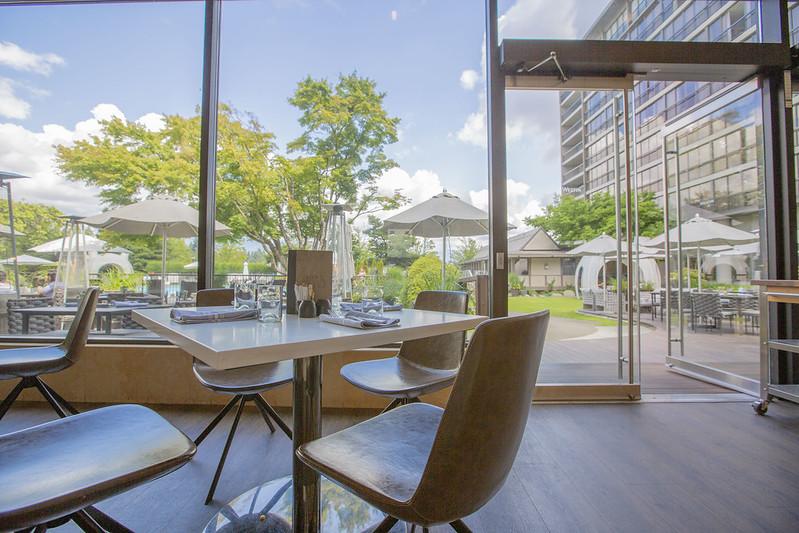 H2 Rotisserie & Bar @ The Westin Bayshore Hotel, Vancouver