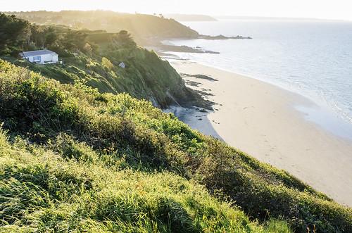 Grands sites de la côte d'émeraude - La baie de Saint-Brieuc