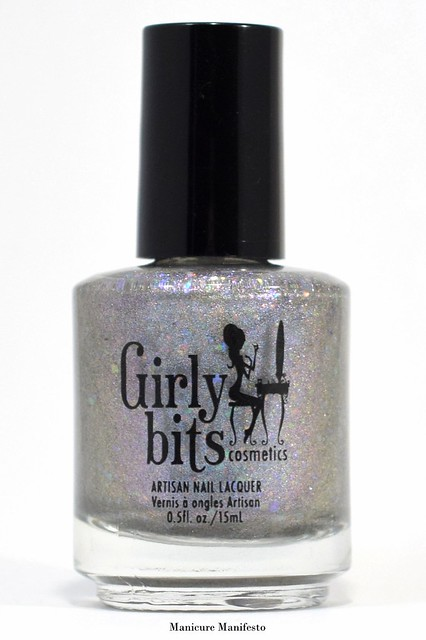 Girly Bits Cosmetics Through The Looking Glass Review