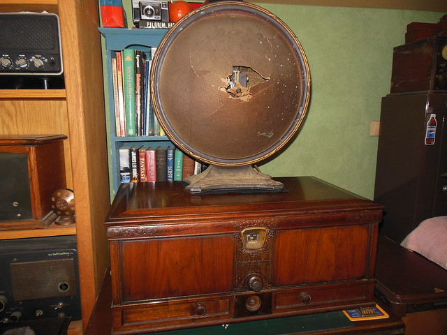 Stromberg-Carlson 635-A with No. 14 speaker
