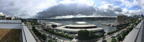 Seattle — first days