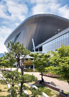 Maritime Museum at Taejongdae