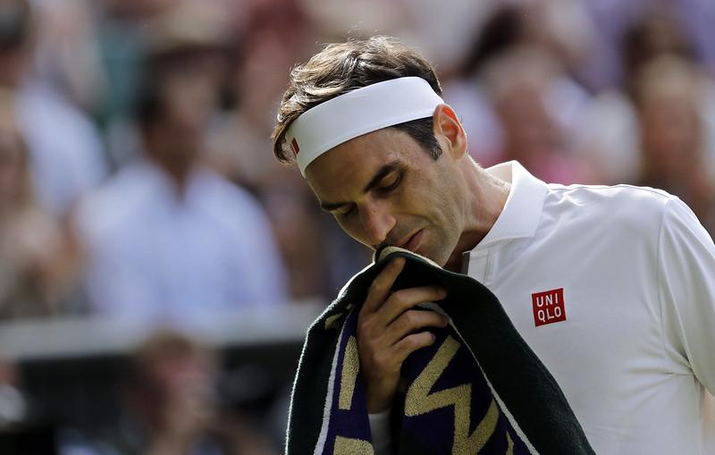 Roger Federer。(達志影像)