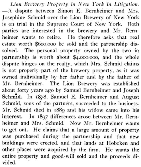 Lion-brewery-litigation
