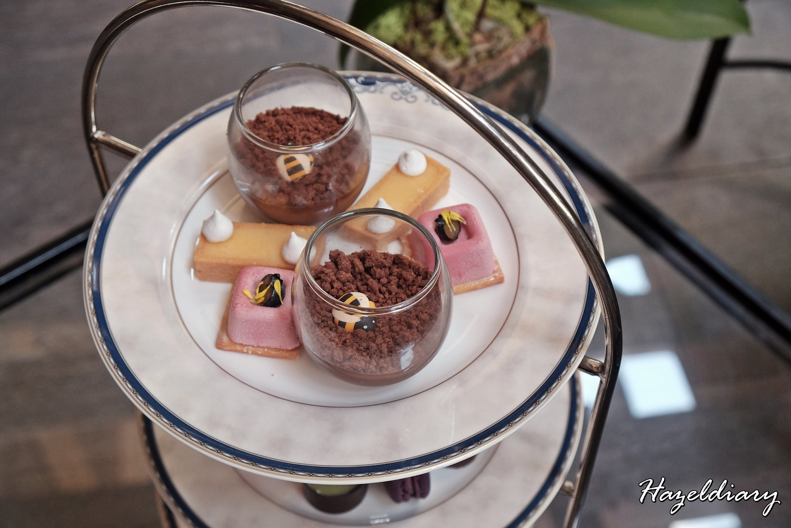 Floral Weekend High Tea-One Ninety Bar Four Seasons Hotel Singapore