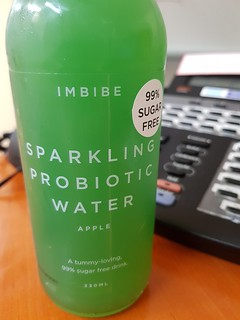 Imbibe Apple Probiotic Water