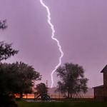 23. Mai 2019 - 0:23 - Springtime thunderstorms