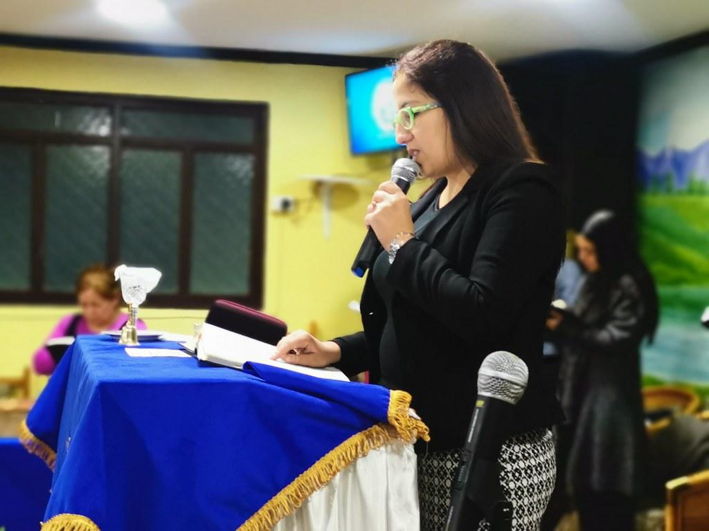 Encuentro JUMEP de Señoritas en Iglesia de Coltauco
