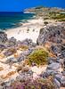 Falasarna, Crete by Giovanni C.