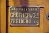 1922 Grether & Cie. Benzinmotorspritze - FF Herbolzheim _b