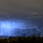 14. Juuli 2019 - 19:40 - Tucson AZ monsoon lightning