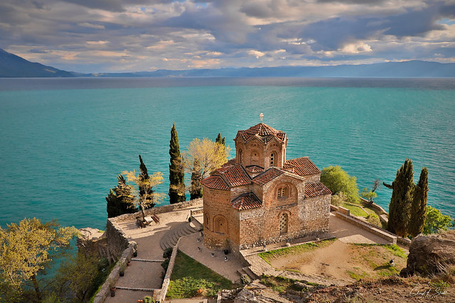 Church of St John in Ohrid  (in Explore)