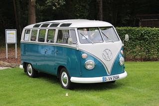 1966 Volkswagnen Bulli T1 Samba     Bad Bentheim 14.07.2019