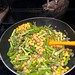 Fresh Herbs With Corn, Asparagus, and Chickpeas Recipe
