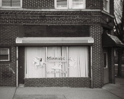 Minnie's Playhouse