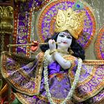 ISKCON Juhu Mangal Deity Darshan on 15th July 2019