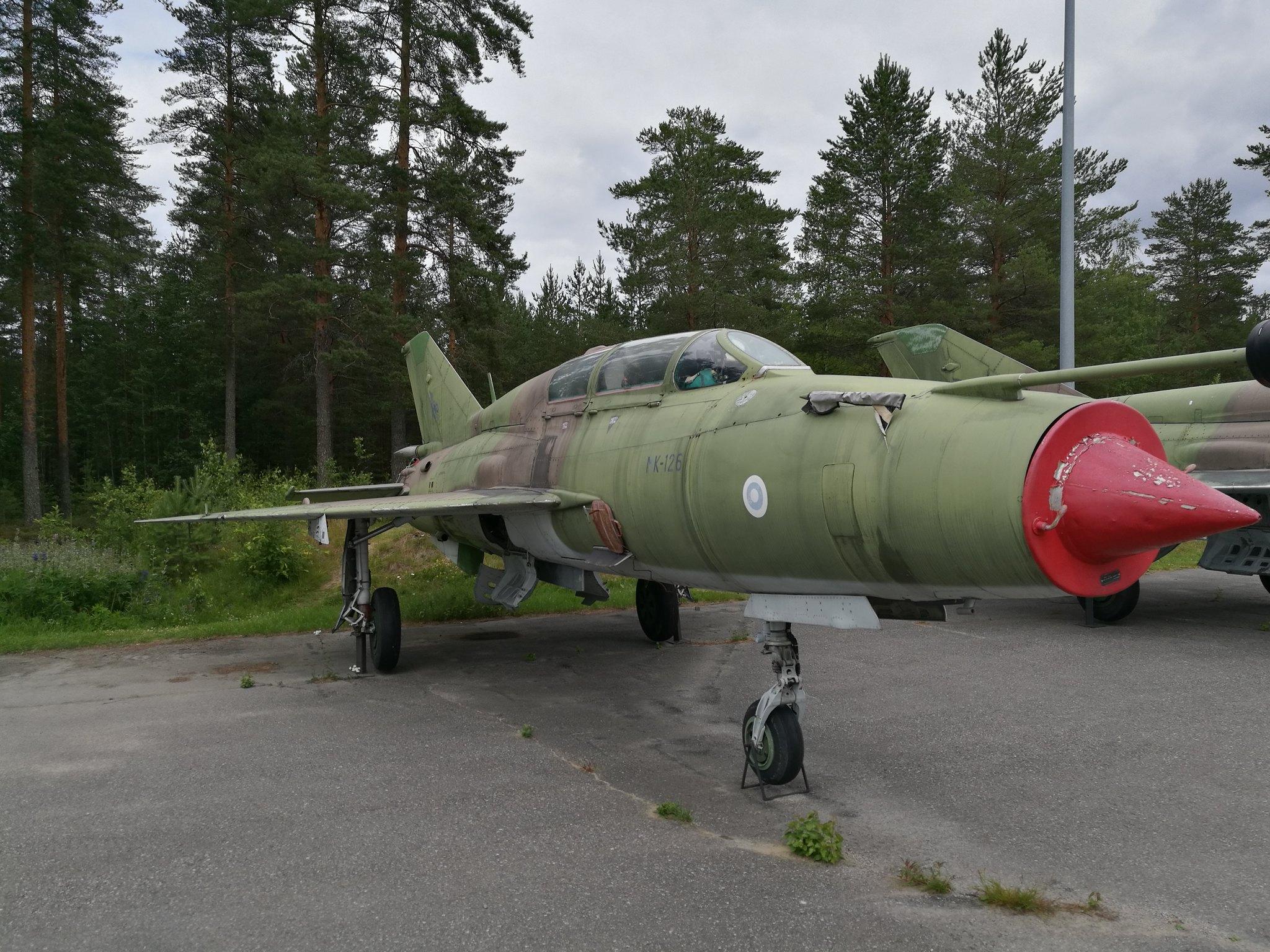 Hemkommen från semester i Finland med utflykt till Finlands Flygvapenmuseum. 48287368231_30cc36632a_k