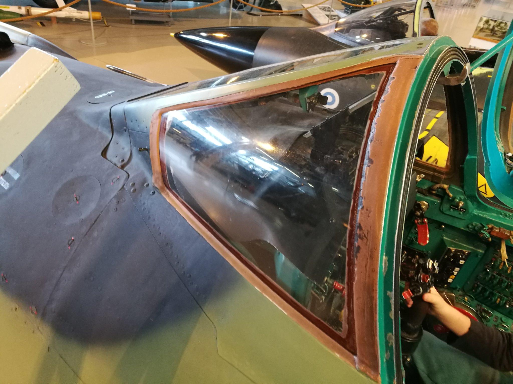 Hemkommen från semester i Finland med utflykt till Finlands Flygvapenmuseum. 48287369461_97a847a3e5_k