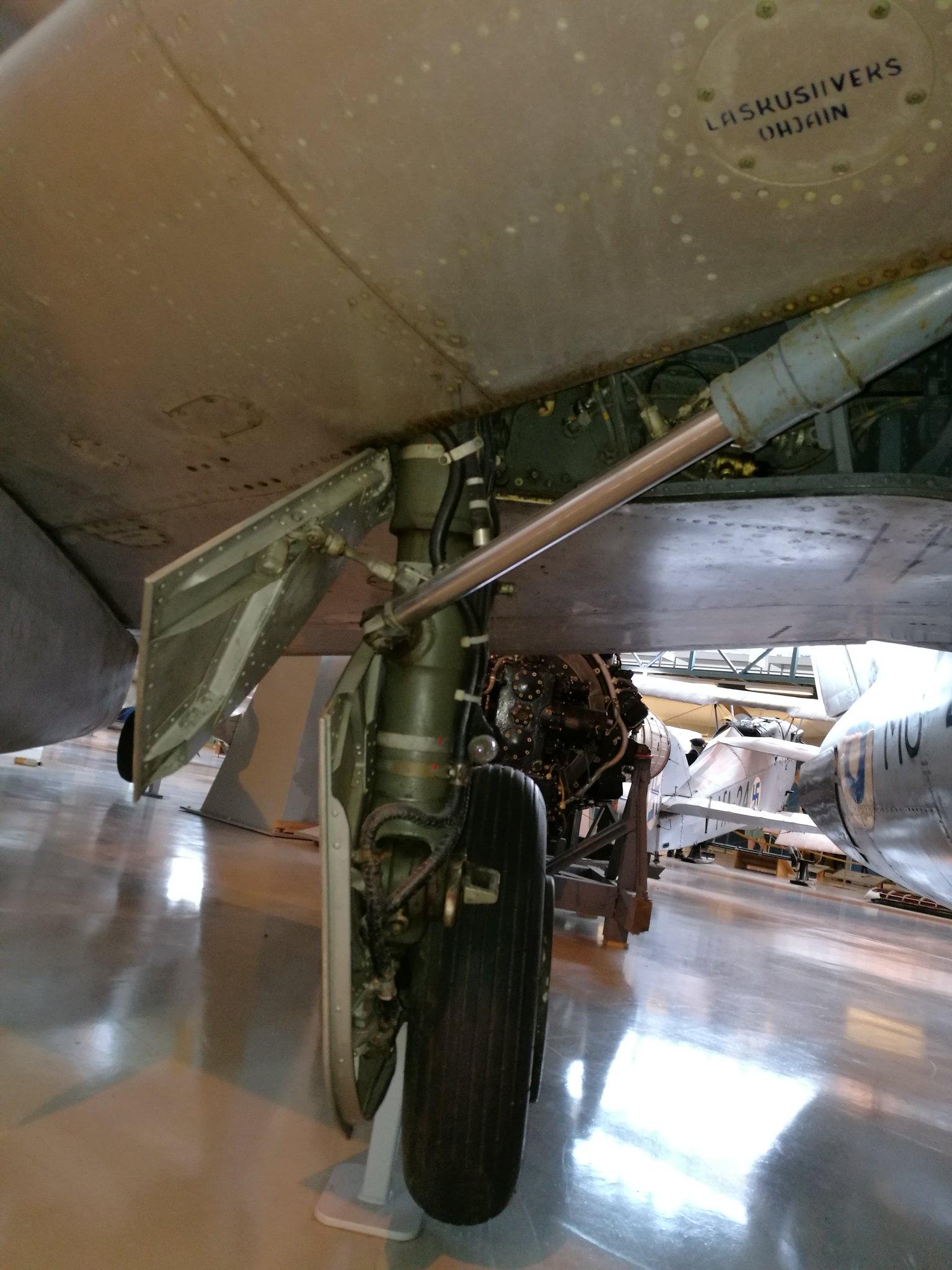 Hemkommen från semester i Finland med utflykt till Finlands Flygvapenmuseum. 48287370611_d5c85af268_k