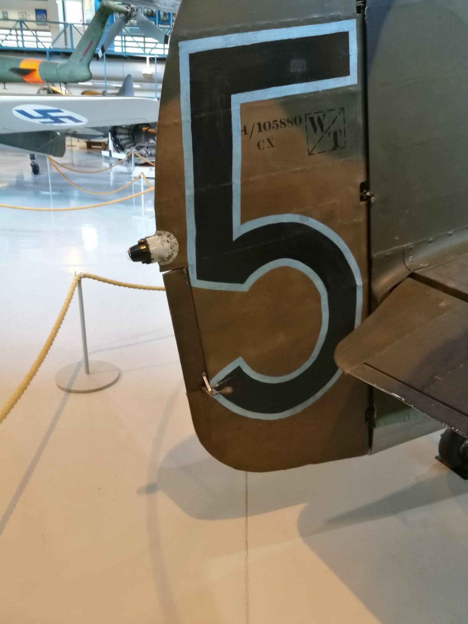 Hemkommen från semester i Finland med utflykt till Finlands Flygvapenmuseum. 48287385256_636c8cff61_k