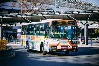 MITSUBISHI FUSO Aero Star_KC-MP617M_Gifu22Ki865