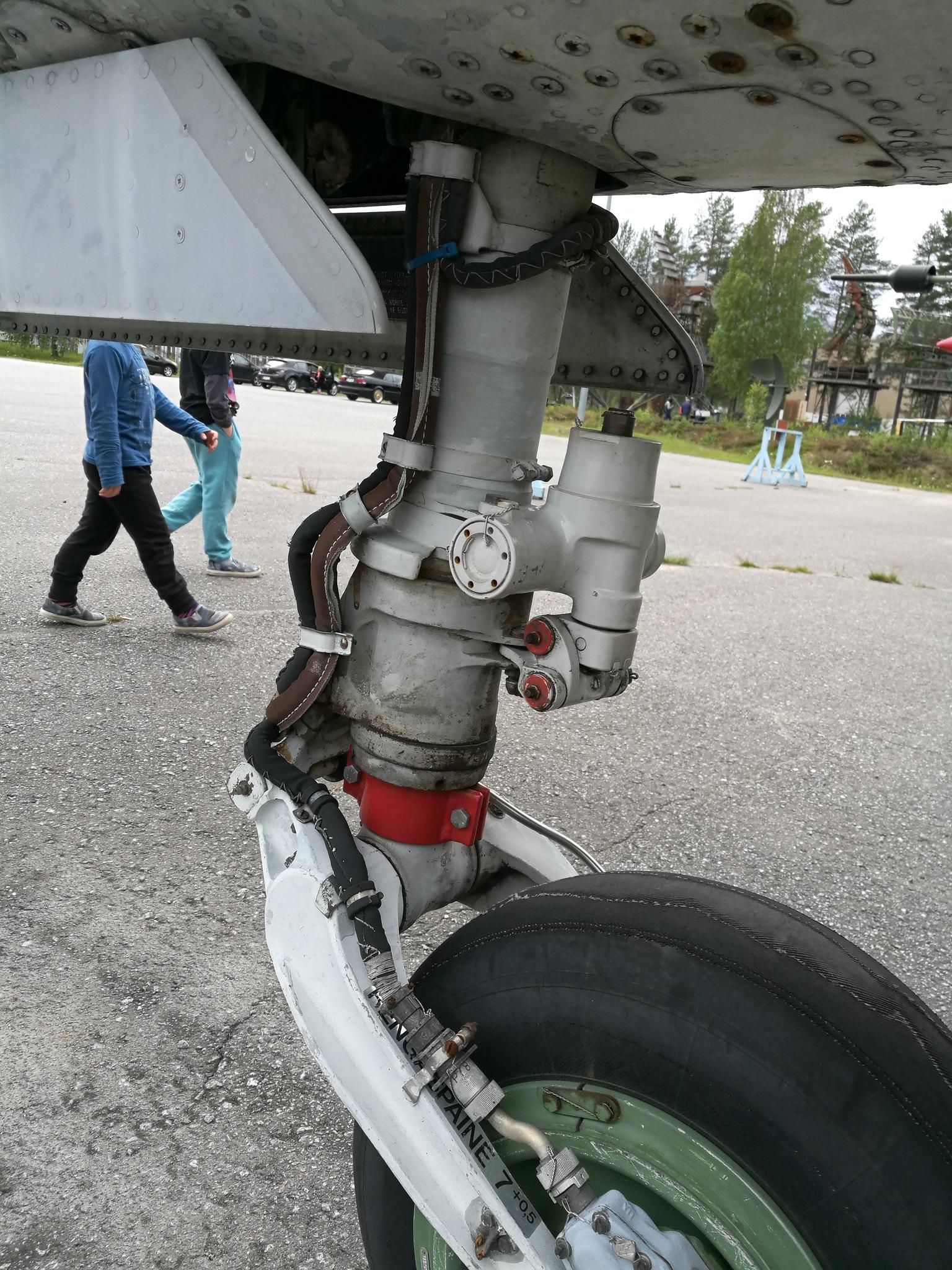 Hemkommen från semester i Finland med utflykt till Finlands Flygvapenmuseum. 48287467327_00af195e89_k