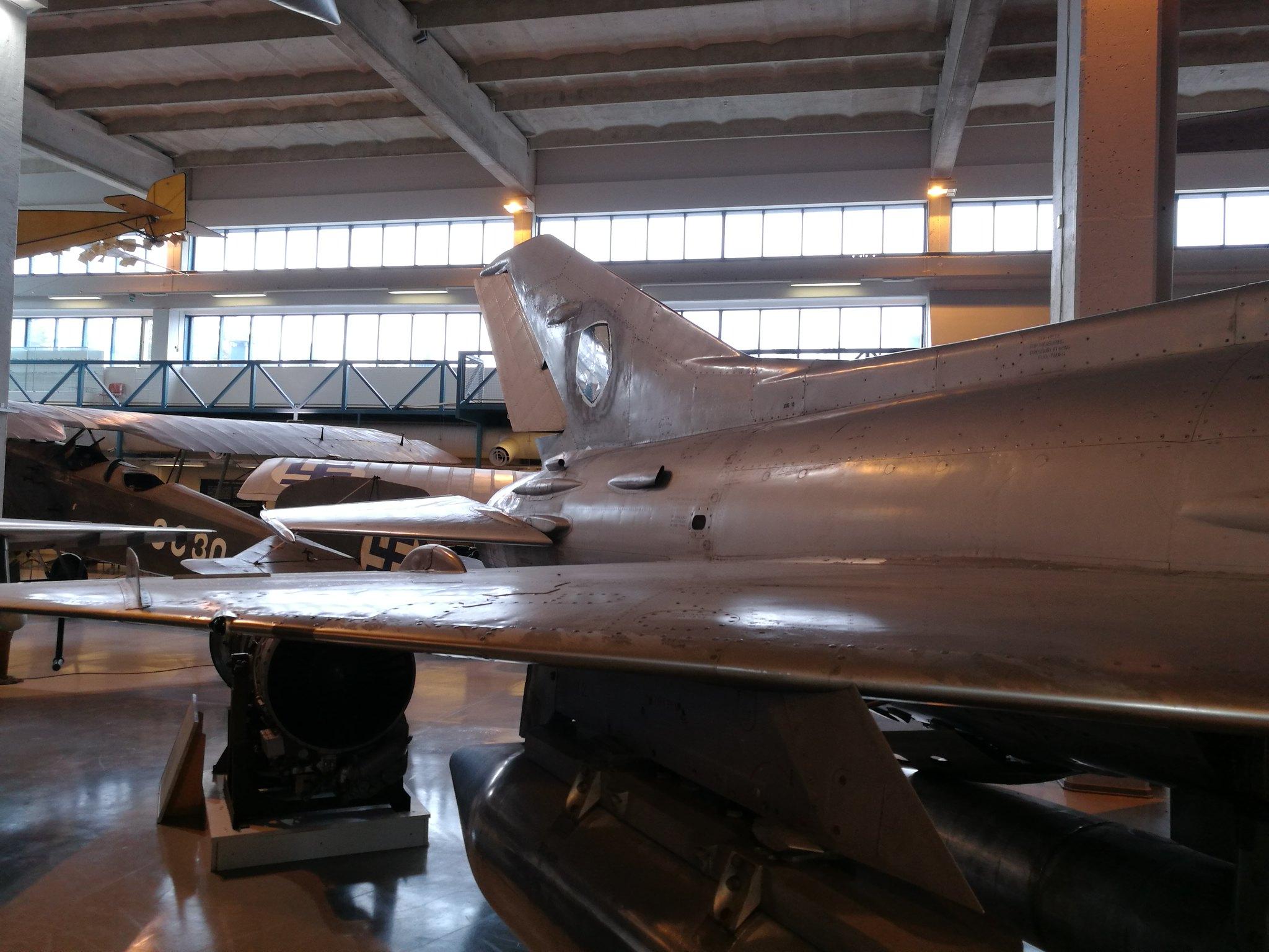 Hemkommen från semester i Finland med utflykt till Finlands Flygvapenmuseum. 48287468542_c2532138a7_k