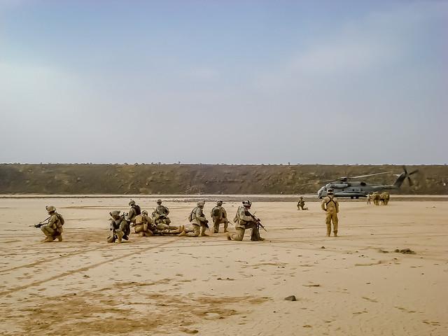 Desert Ops