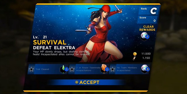 Marvel Ultimate Alliance 3 – Survival