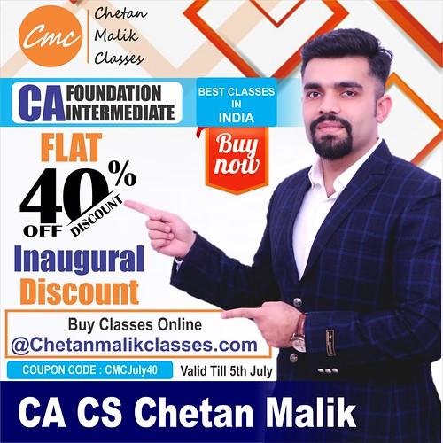 chetan- malik-classes-discount