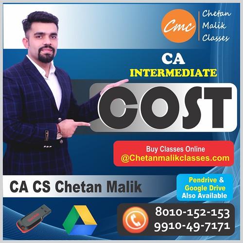 CA-COST-CHETAN-MALIK-CLASSES