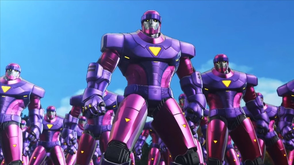 Marvel Ultimate Alliance 3 - Sentinels