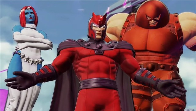 Marvel Ultimate Alliance 3 - Magneto