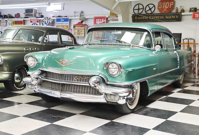 Cadillac Fleetwood 1956 8.5.2019 1102