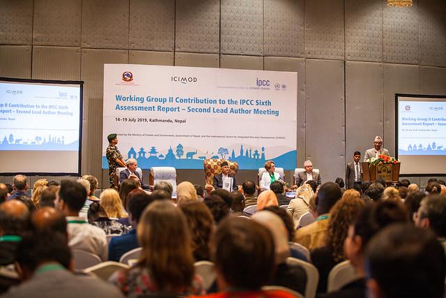 #IPCCinNepal 2019