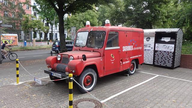1964 Geländewagen Austin Gipsy von Austin Motor Company in Birmingham Mehringdamm 110 in 10965 Berlin-Kreuzberg