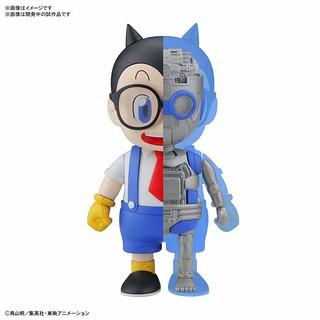 Figure-rise Mechanics 《怪博士與機器娃娃》「小少爺機器人」組裝模型作品!オボッチャマン