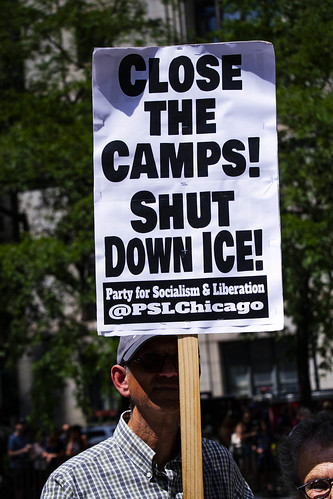 Protesting ICE and Deportation Raids Chicago Illinois 7-13-19_1717 | by www.cemillerphotography.com